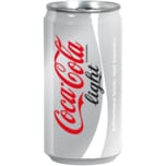 Coca-Cola light taste 0,25l