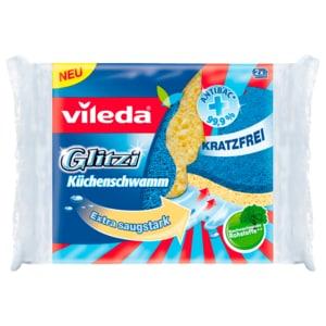 Vileda Glitzi Küchenschwamm 2 Stück