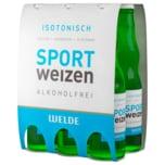 Welde Sport Weizen alkoholfrei 6x0,5l