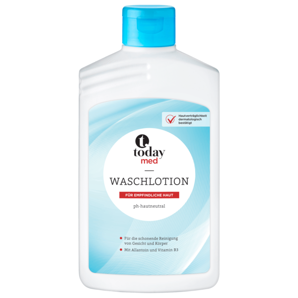 Today Waschlotion med 500ml