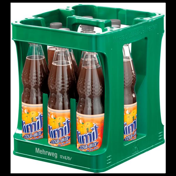 Frankenbrunnen Limit Cola Mix 12x0,75l