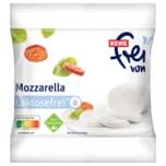 REWE Frei von Mozzarella laktosefrei 125g