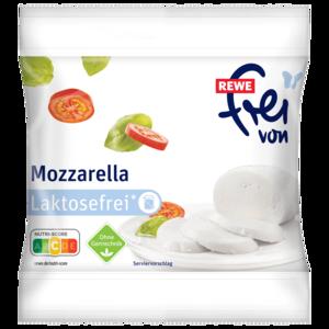 Rewe Frei Von Mozzarella Laktosefrei 125g Bei Rewe Online Bestellen