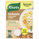 Knorr Speciale al Gusto Carbonara Soße 370 g