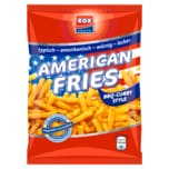 Xox American Fries BBQ-Curry Style 125g