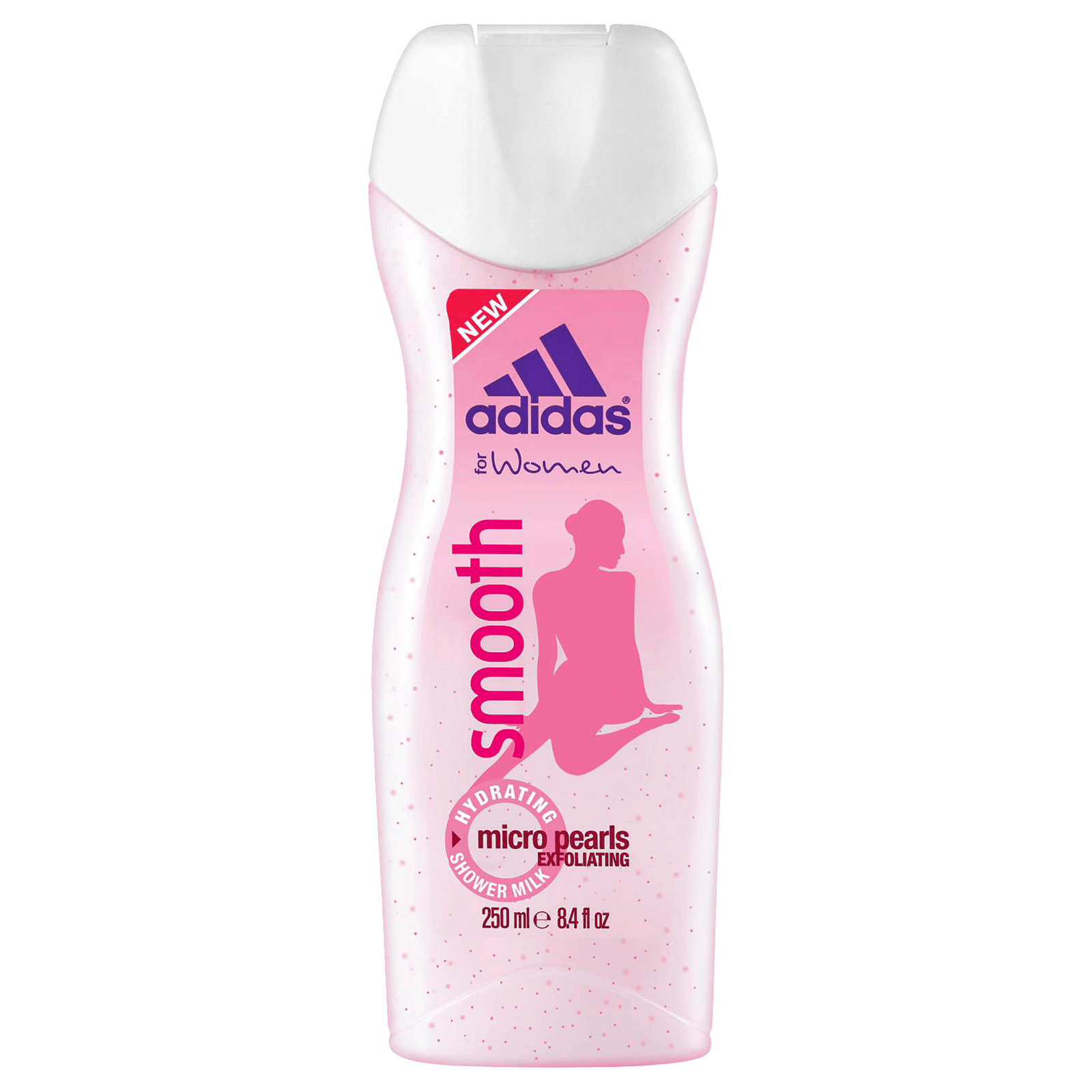 Adidas Women Smooth Shower-Gel 250ml