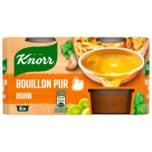 Knorr Bouillon Pur Huhn Brühe 6 x 500 ml
