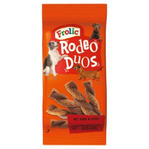Frolic Rodeo Duos Rind & Käse 7 Stück