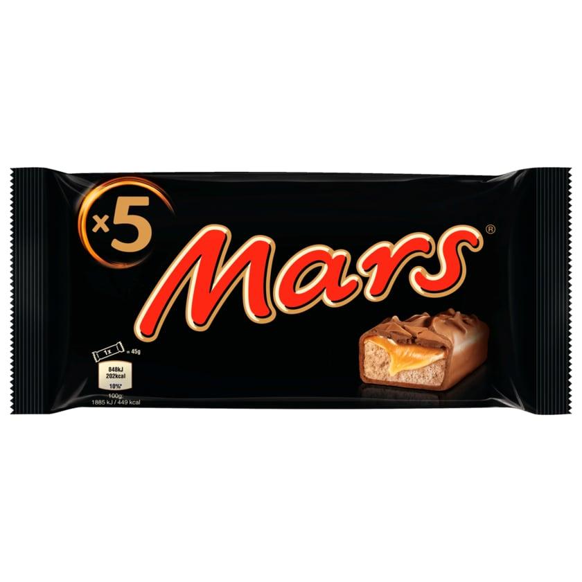 Mars Schokoriegel 5x45g