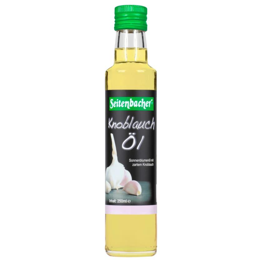 Seitenbacher Bio Knoblauchöl 250ml