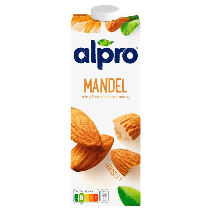 Alpro Mandel-Drink Original vegan 1l