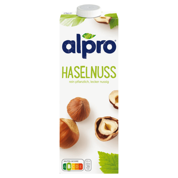 Alpro Haselnuss-Drink vegan 1l