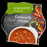 Dornseifers Frischeküche Gulaschsuppe 350g