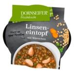 Dornseifer Frisch & Fertig Linsensuppe mit Würstchen 400g