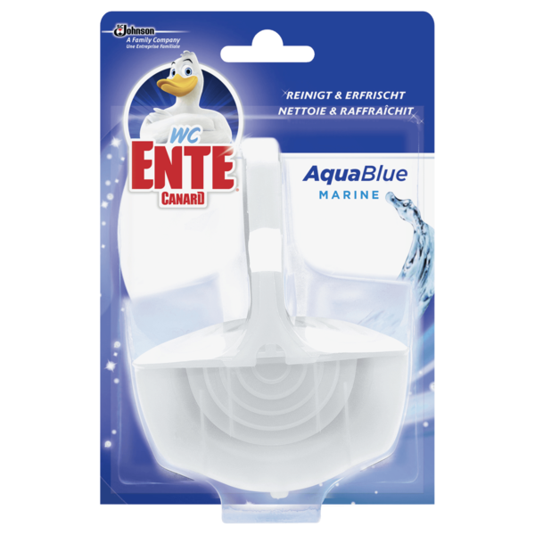 WC-Ente WC-Stein Aqua Blue 4in1 40g