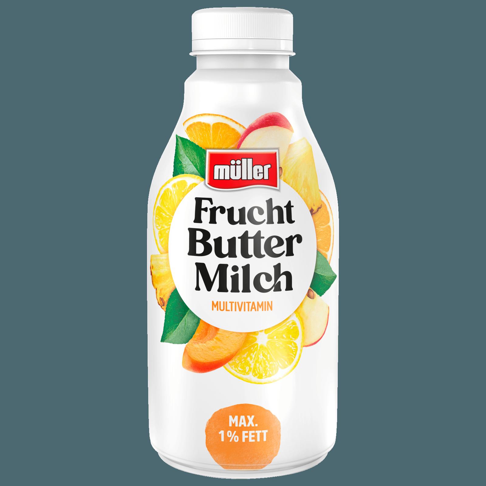 Müller Fruchtbuttermilch Multivitamin 500g