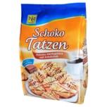 hig Schoko Tatzen Mürbegebäck 250g