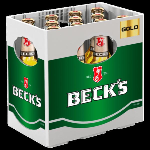 Beck's Gold 11x0,5l