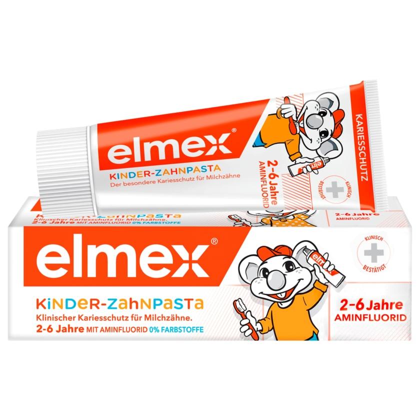 Elmex Kinder-Zahnpasta 2-6 Jahre 50ml