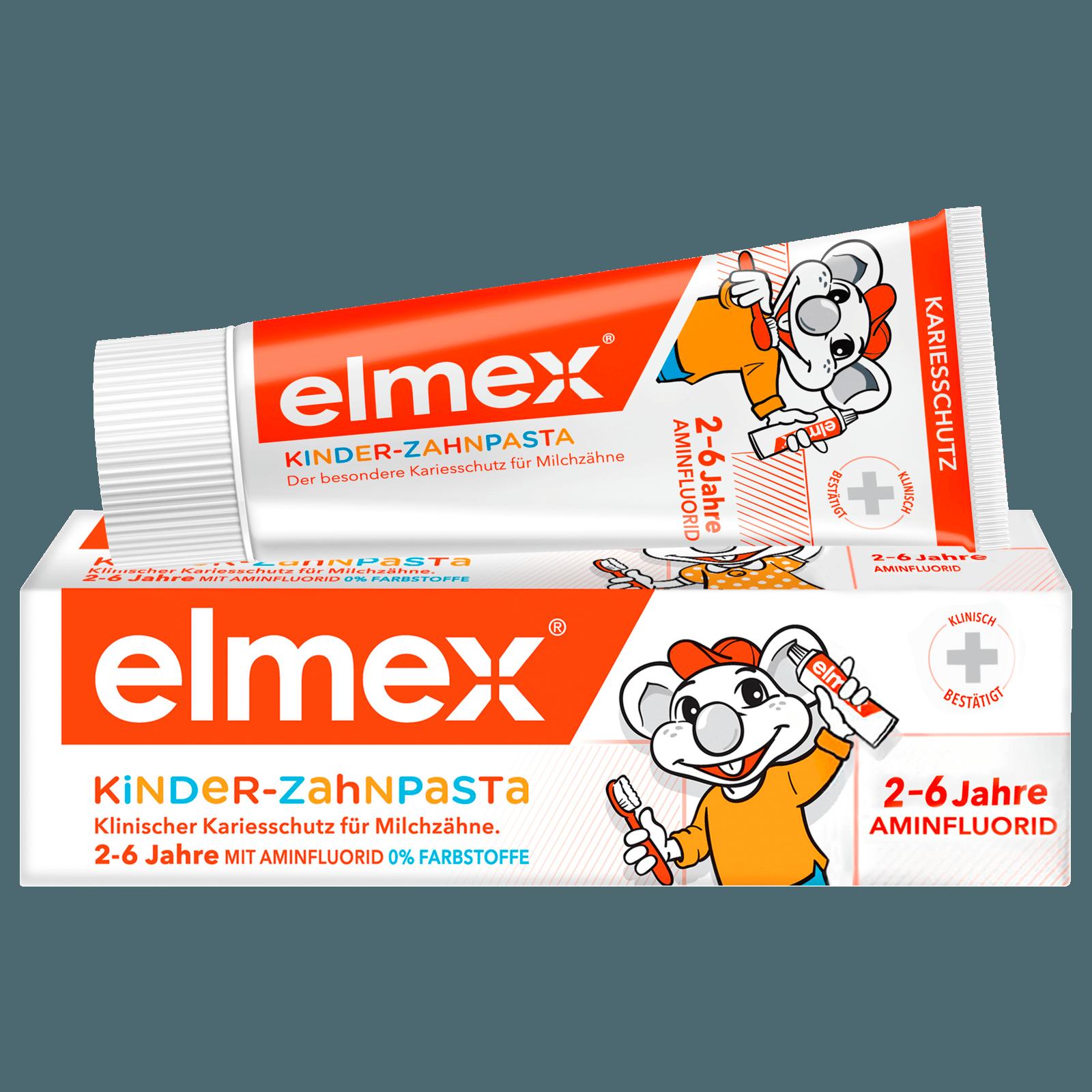 Elmex Kinder-Zahnpasta 50ml