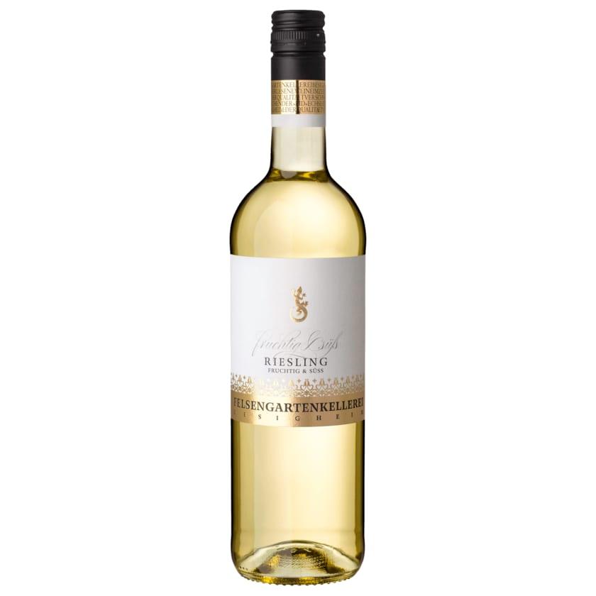 Felsengartenkellerei Besigheim Weißwein Riesling QbA lieblich 0,75l