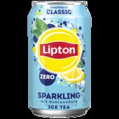 Lipton Ice Tea Sparkling Zero 0,33l