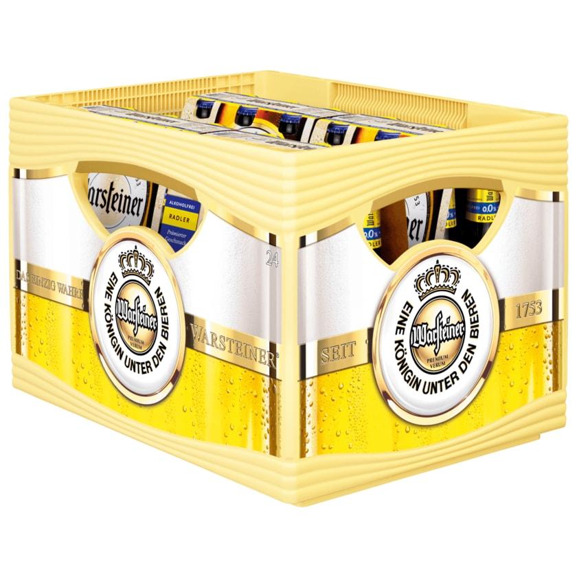 Warsteiner Radler Alkoholfrei 4x6x0,33l