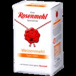 Rosenmehl Weizenmehl Type 1050 1kg
