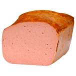Schröder Fleischkäse gebacken