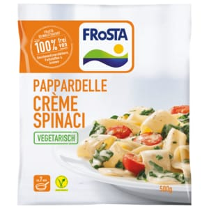 Frosta Pappardelle Crème Spinaci 500g