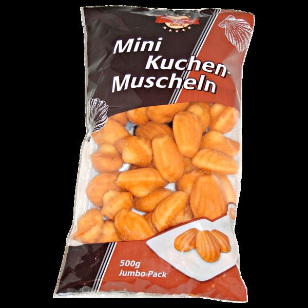 P & E Mini Kuchen-Muscheln 500g