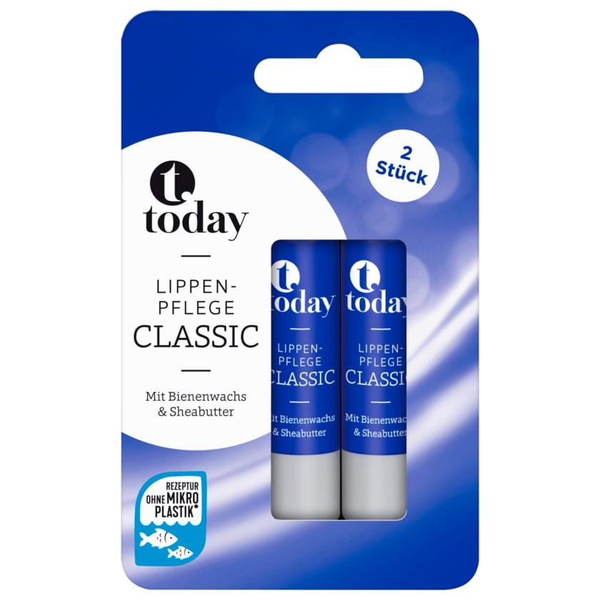 Today Lippenpflege Classic Duopack