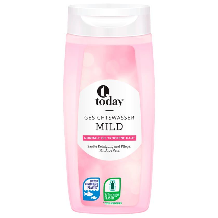 Today Gesichtswasser mild 250ml