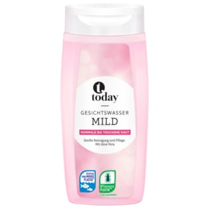 Today Gesichtswasser mild 250ml