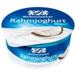 Weihenstephan Rahmjoghurt Kokos 150g