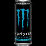 Monster Energy Absolutely Zero 0,5l