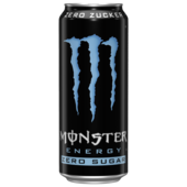 Monster Absolutely Zero 0,5 L Dose EW