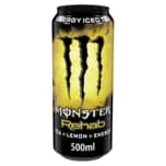 Monster Energy Rehab Lemon 0,5l
