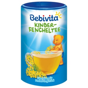 Bebivita Kinder-Fencheltee 400g