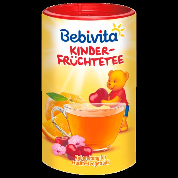 Bebivita Kinder-Früchtetee 400g