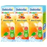 Bebivita Kinder-Schorle Birne & Apfel 3x200ml