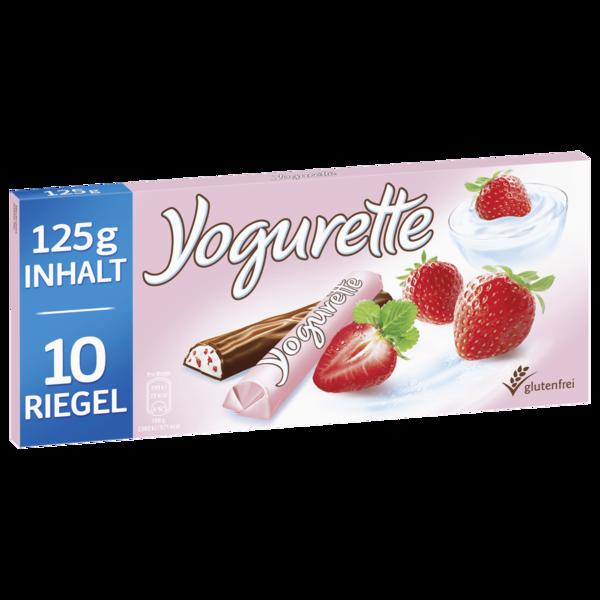 Yogurette Erdbeere 125g