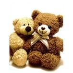 Vivess Mini Glückwunschkarte Bären