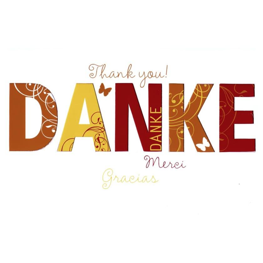Vivess Dankeskarte