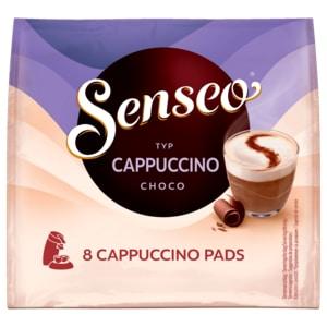 Senseo Kaffeepads Cappuccino Choco 92g
