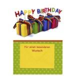 Vivess Geldkarte Geburtstag