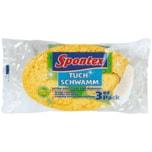 Spontex Tuchschwamm 3 Stück