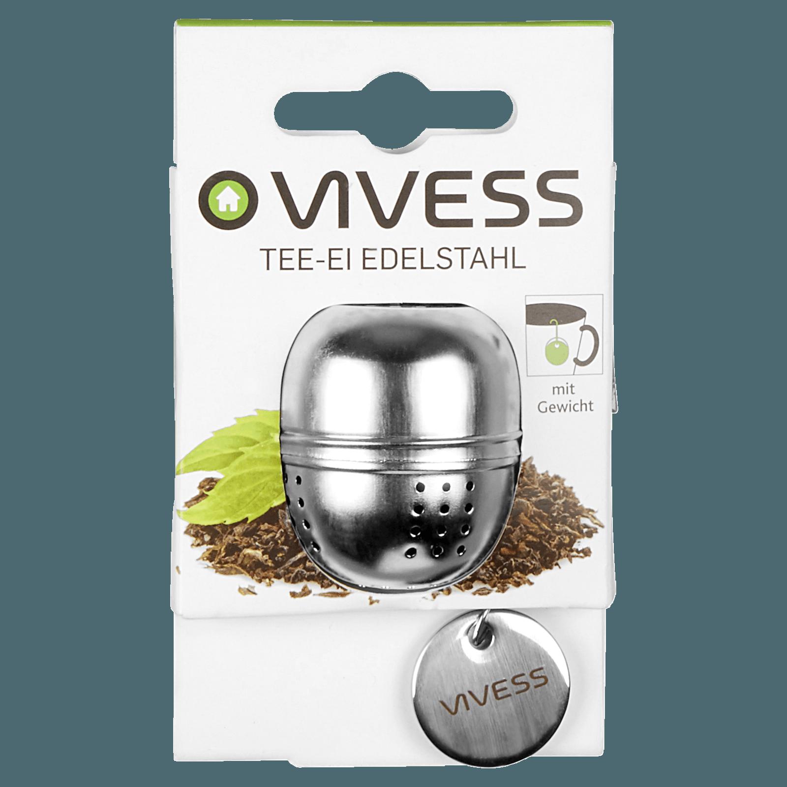 Vivess Tee-Ei-Edelstahl bei REWE online bestellen!
