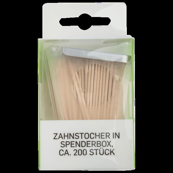 Vivess Zahnstocher in Box 200 Stück