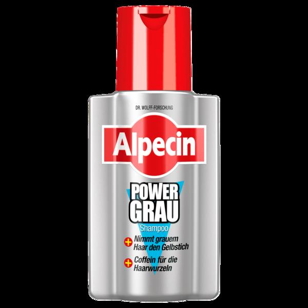 Alpecin Power-Grau Shampoo 200ml